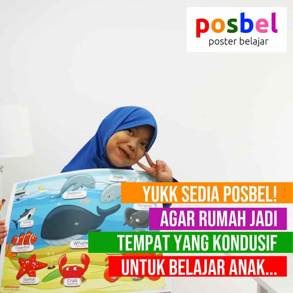 bagus 10 posbel mainan poster buku edukasi edukatif anak laki laki perempuan PAUD TK SD muslim alat peraga pendidikan-min
