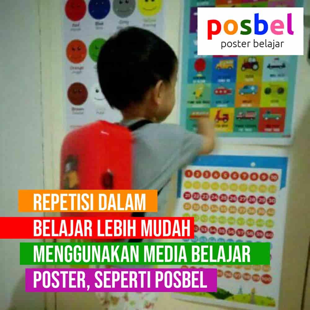 bagus 4 posbel mainan poster buku edukasi edukatif anak laki laki perempuan PAUD TK SD muslim alat peraga pendidikan-min